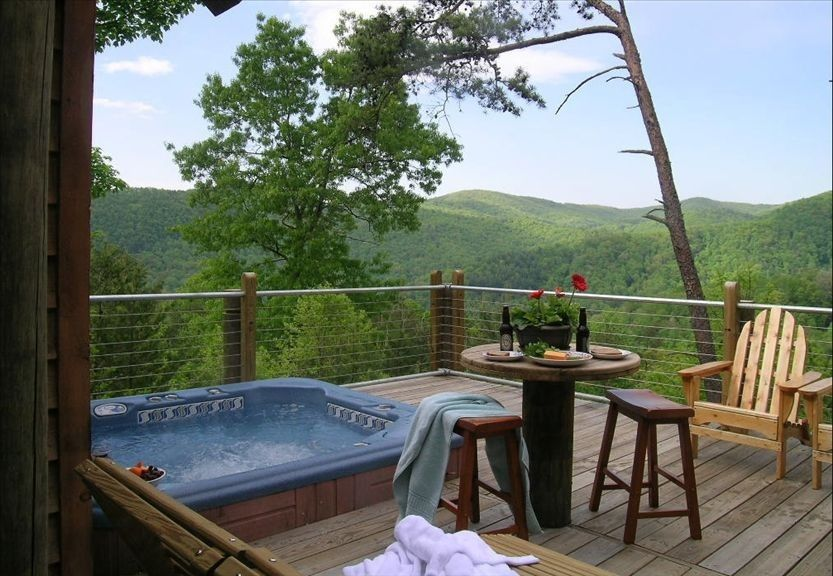 Boone vacation rental vrbo 325288ha 1 br blue ridge for Cabin rentals in boone north carolina