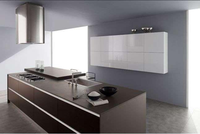 Cucine Moderne Con Isola O Ad Angolo Bianche Ed Economiche Piano Cucina In Legno Piani Di Lavoro Cucina Cucine Moderne