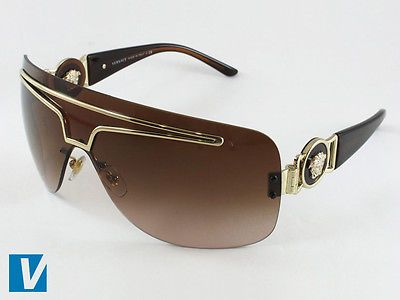 d907f27cda1ae How to Identify Counterfeit Versace Sunglasses