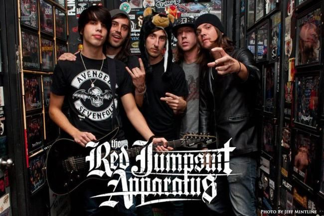 The Red Jumpsuit Apparatus has announced US/UK tour dates below ...