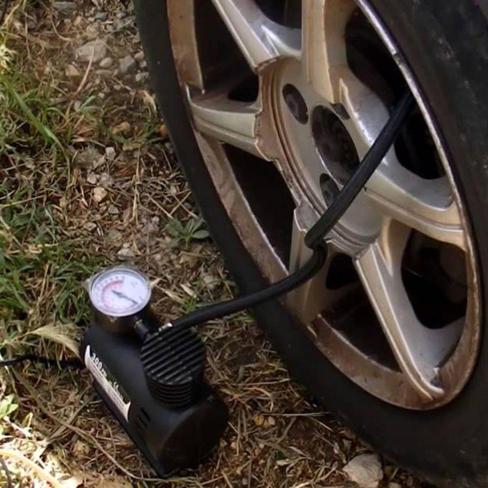 Car Air Compressor Auto Pump Tire Aircompressor Carpump
