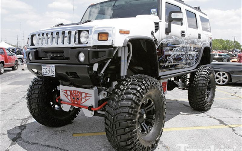 LIFTED HUMMERS THREAD!! - Page 5 - Hummer Forums by Elcova