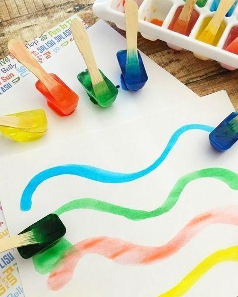 Dica De Uma Atividade Que As Criancas Vao Amar Brincar Nesse Verao