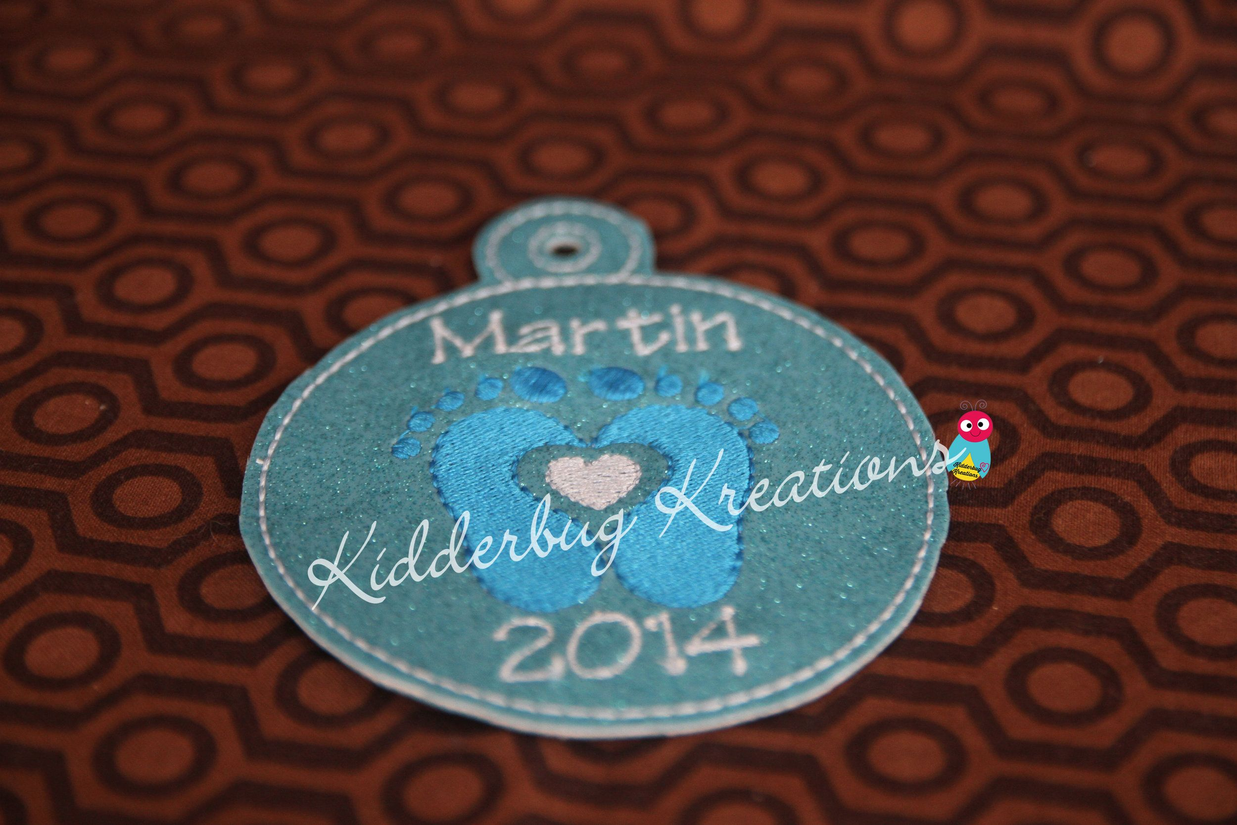 Personalized baby ornament baby christmas ornament personalized personalized baby ornament baby christmas ornament personalized new baby gift baby gift negle Images