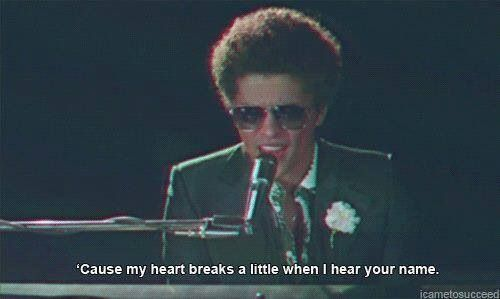 Bruno Mars When I Was Your Man With Images Bruno Mars