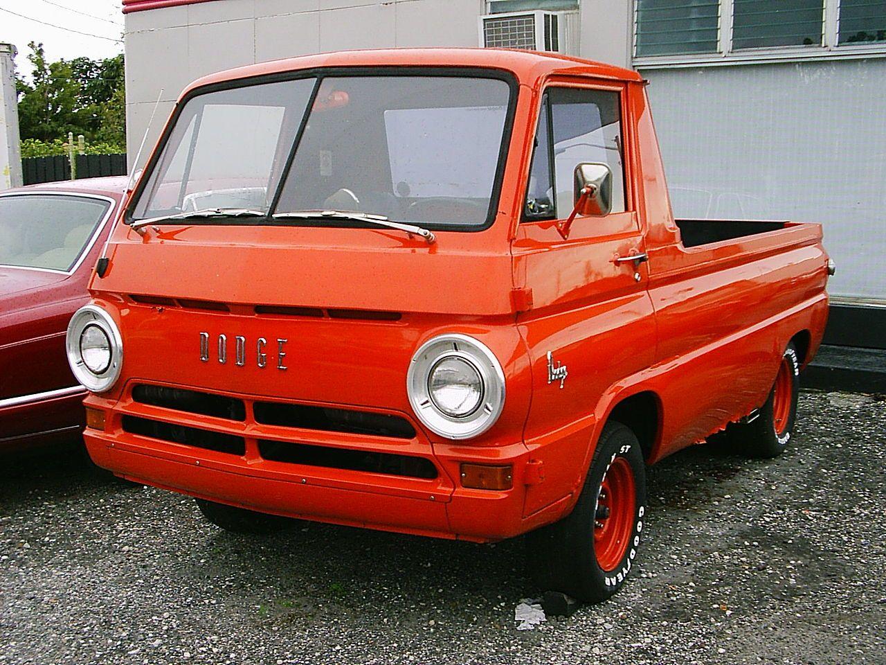 1960 Dodge A 100