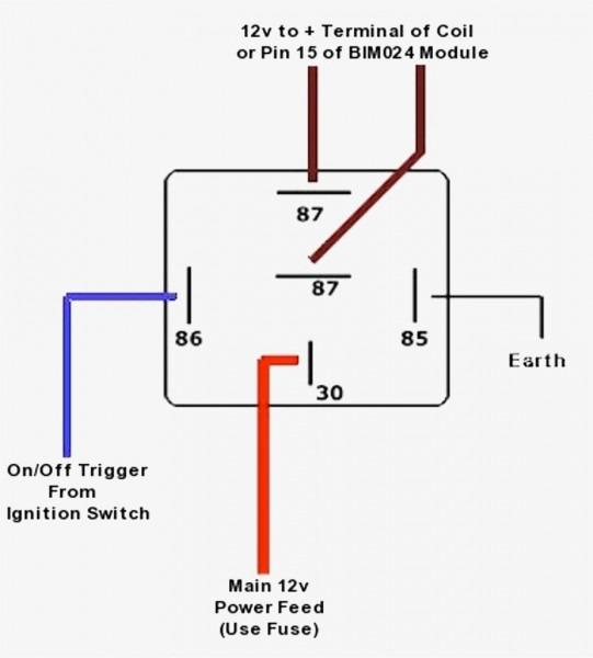 5 Wire Horn Diagram