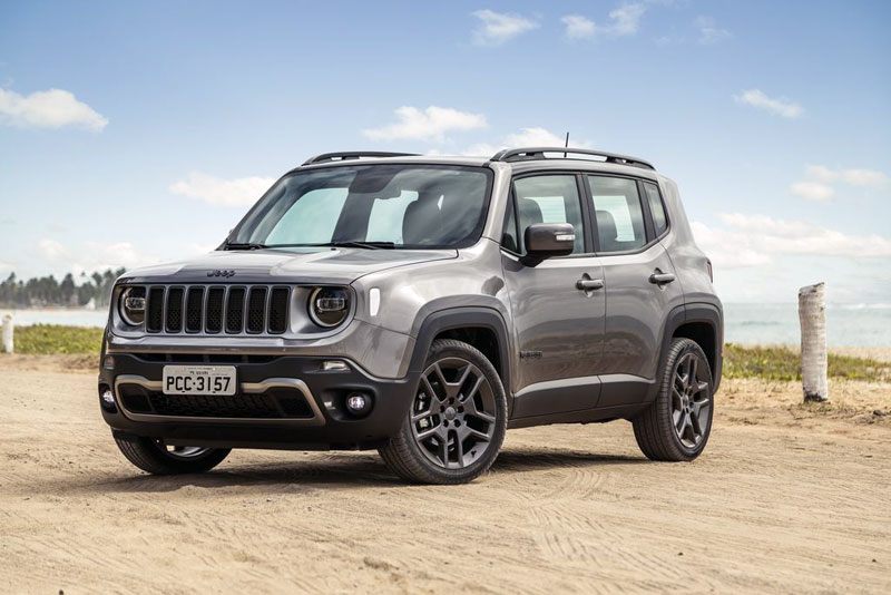 Os Campeoes De Venda No Semestre Jeep Renegade Jeep Carro Mais