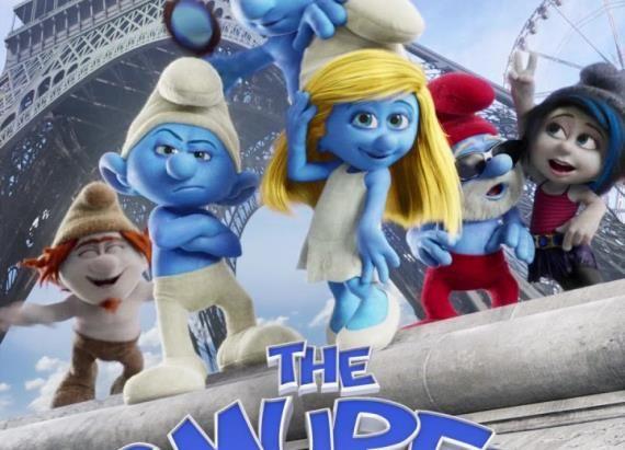 Smurfs 2 Vexy Photos The Smurfs 2 Living Poster Debut Papa Smurf And Friends Invade Smurfs The Smurfs 2 Smurfette