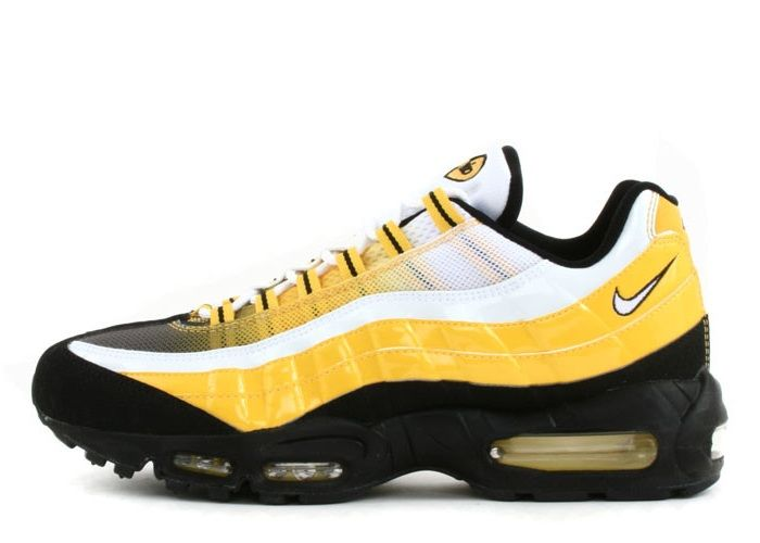 Nike Air Max 95   Bumble-bee . 2006. i ve always been that bumble-beetch   4yourwellbeeing e776ddcd099c