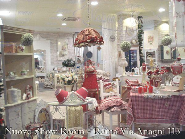 Negozio stile country shanty design roma idee per la - Casa chic roma ...