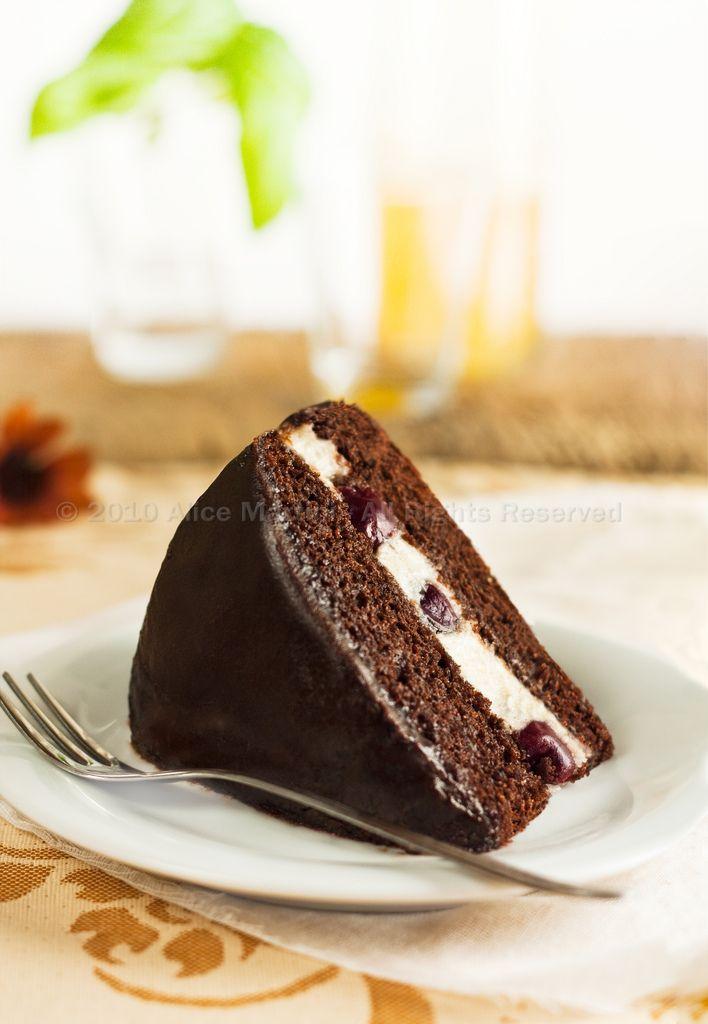 Italian Chocolate Almond Torte Pure Dessert
