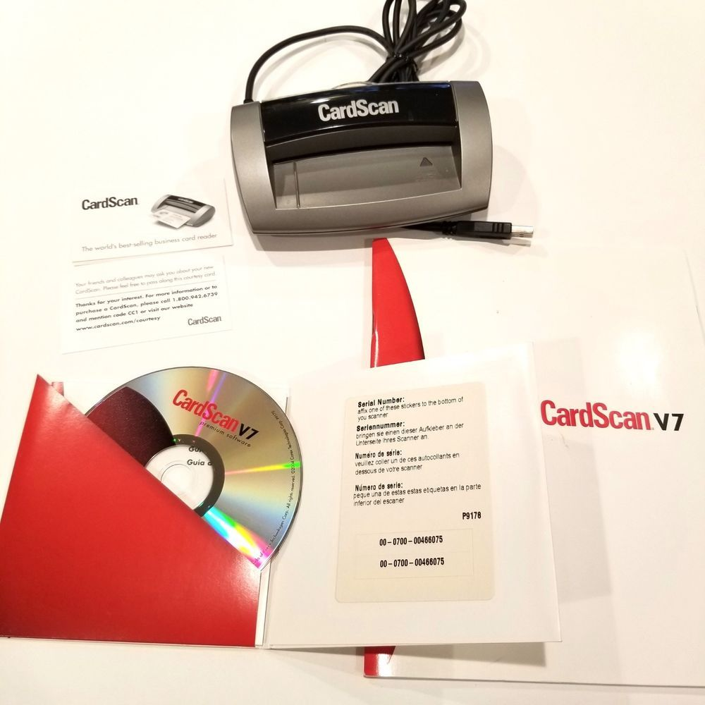 CARDSCAN EXECUTIVE 700C DRIVER FOR WINDOWS