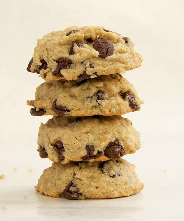 Bake or Break | Oatmeal Peanut Butter Chocolate Chip Cookies.