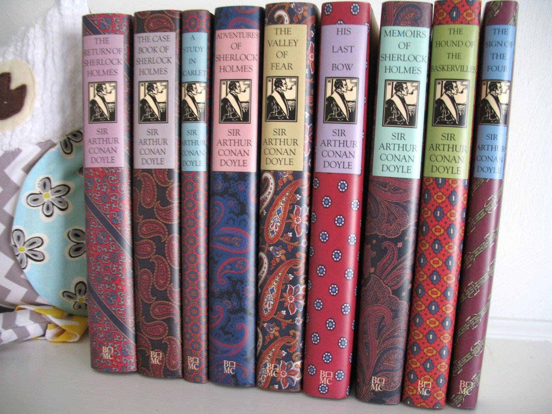 The Sign Of Four Sir Arthur Conan Doyle Quality Paperback Club Sherlock Holmes Books Complete Set Of 9 Sir Sherlock Holmes Book Arthur Conan Doyle Sherlock