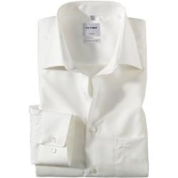 Olymp Luxor Hemd, comfort fit, New Kent, Beige, 44 Olymp – Business outfits