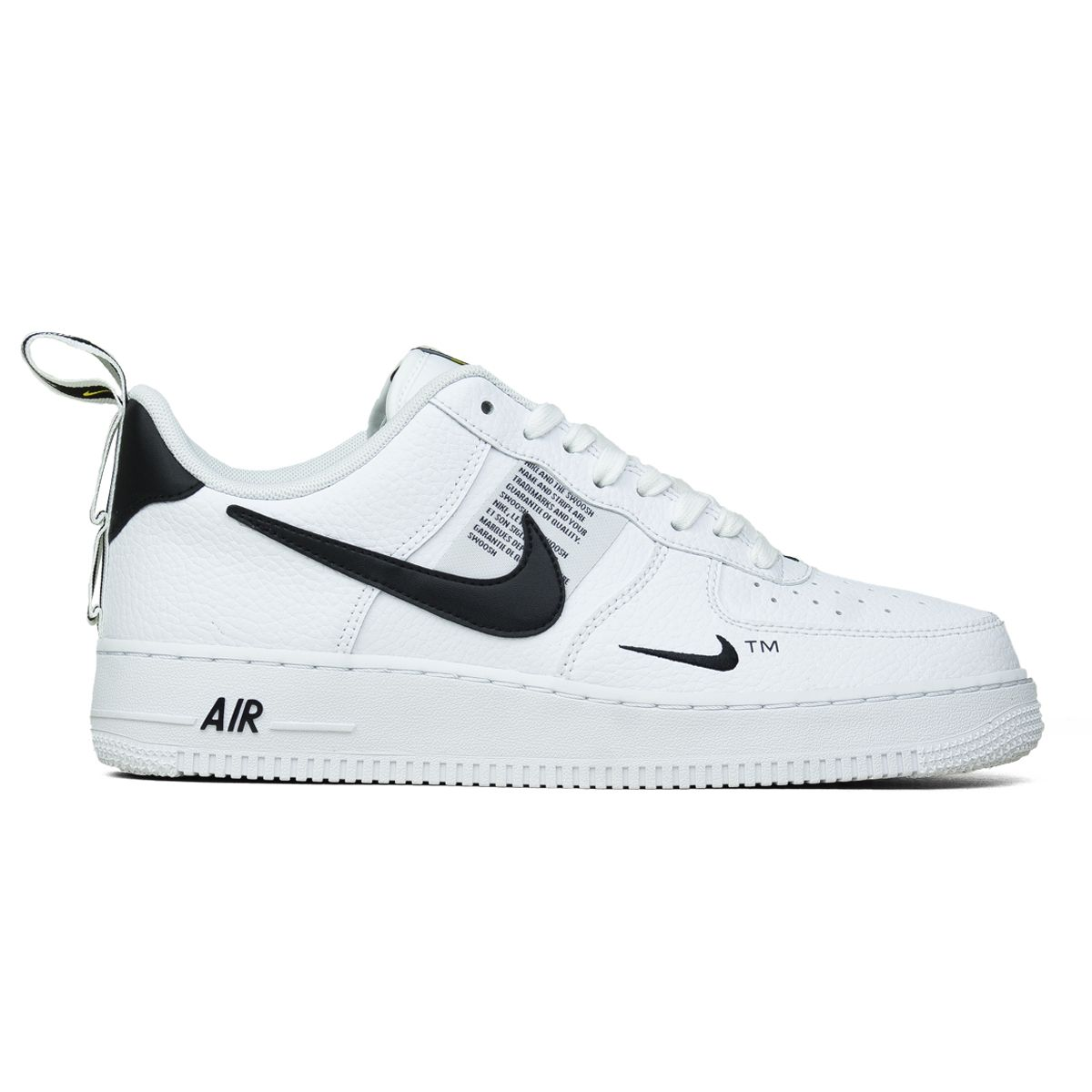 Nike Air Force 1 Tm Branco Com Simbolo Preto Pesquisa Google
