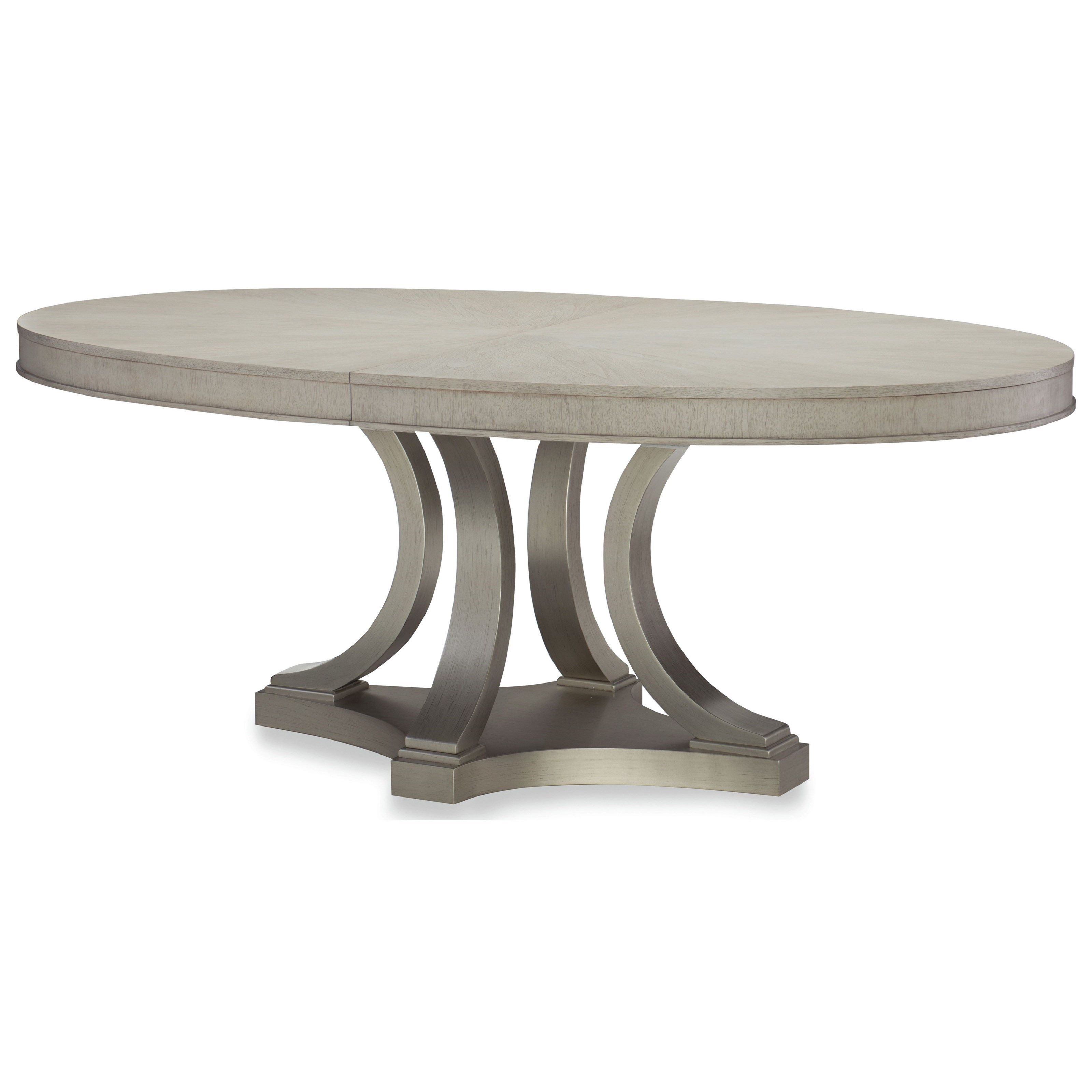 cinema oval dining table by rachael ray home by legacy classic at