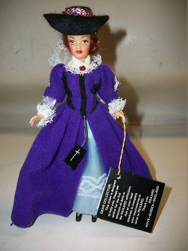 Rexard Jane Grey Doll Made in England | Jane gray, Dolls ...