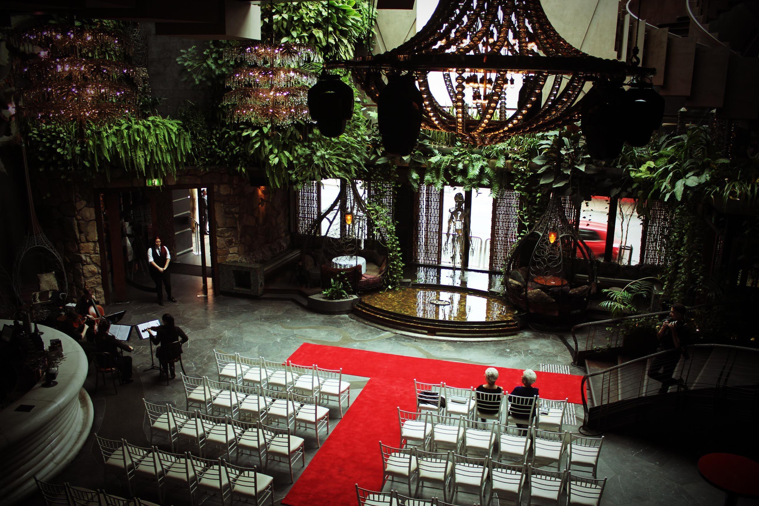 Cloudland Brisbane Wedding Ceremony Location & Venue