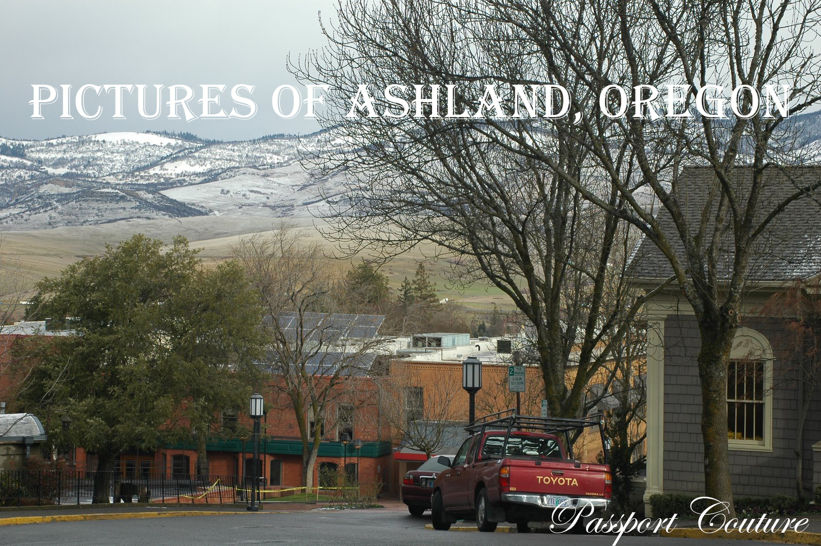 Pictures of #Ashland, #Oregon.