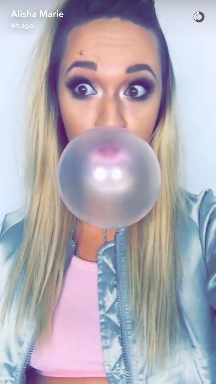 Ashley Nicole Snapchat