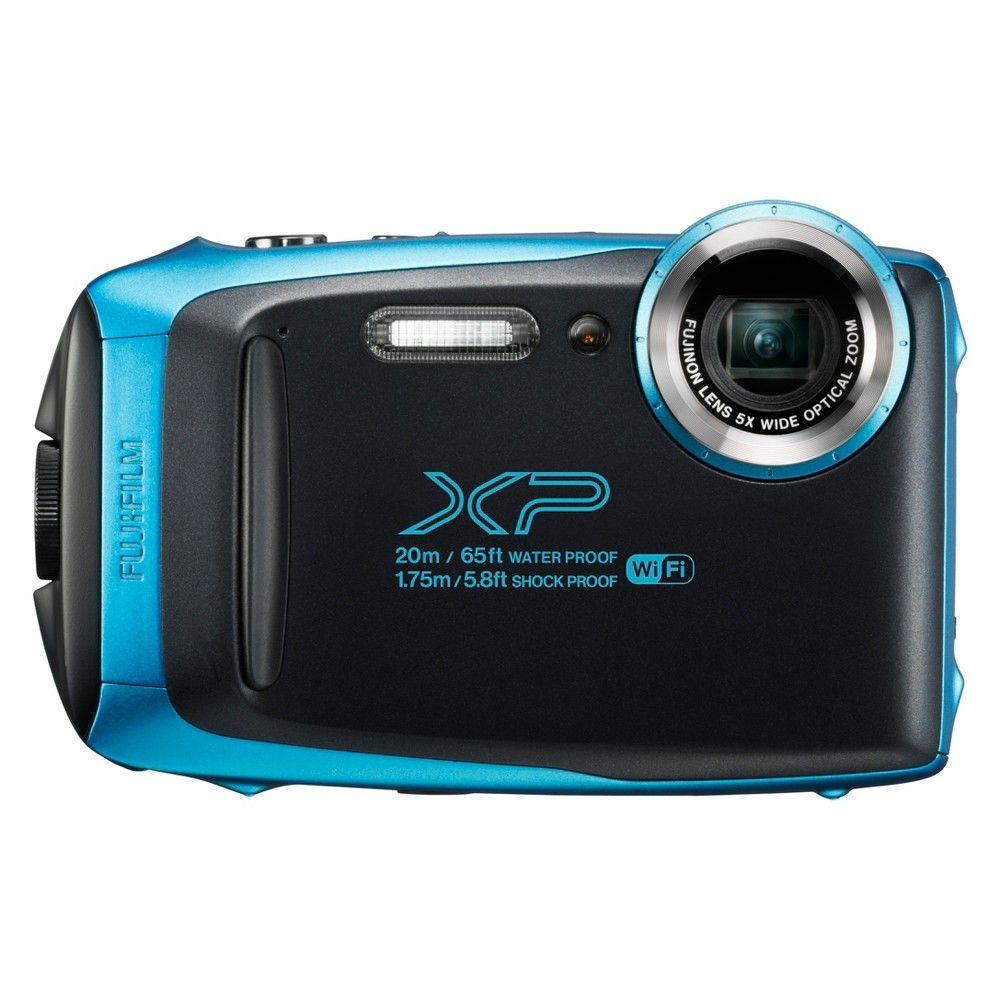 Fujifilm FinePix XP130 Digital Camera Sky Blue (600019826)