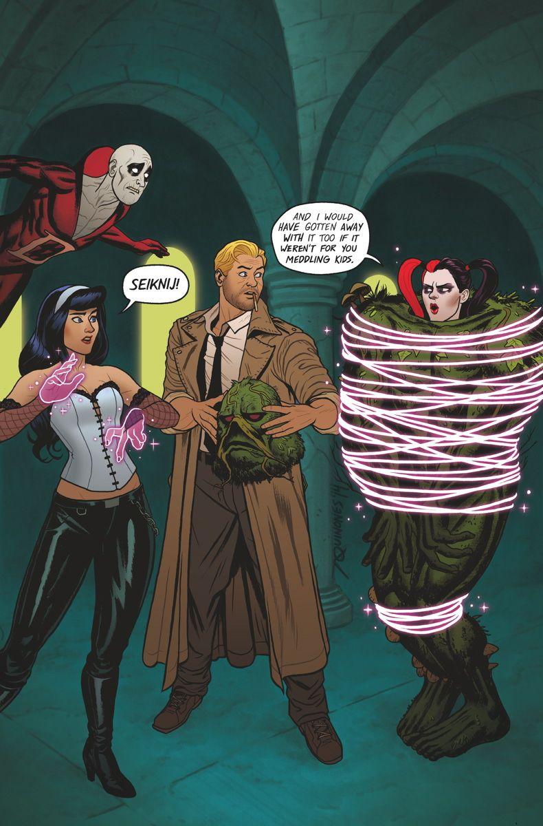 DC COMICS April 2015 Harley Quinn Variant Cover Supergirl #39