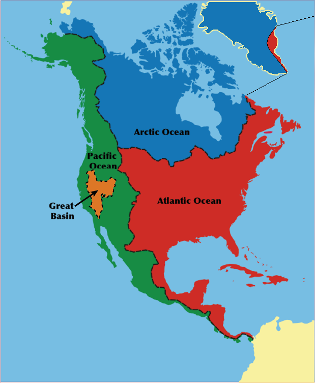 Geography For Kids North American Flags Maps Industries - North america physical map countries