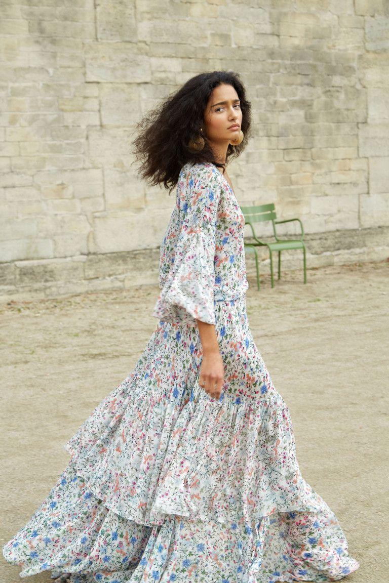 Модные платья весна-лето 2018  8 эффектных трендов   одежда   Ready ... f3210f06c3a