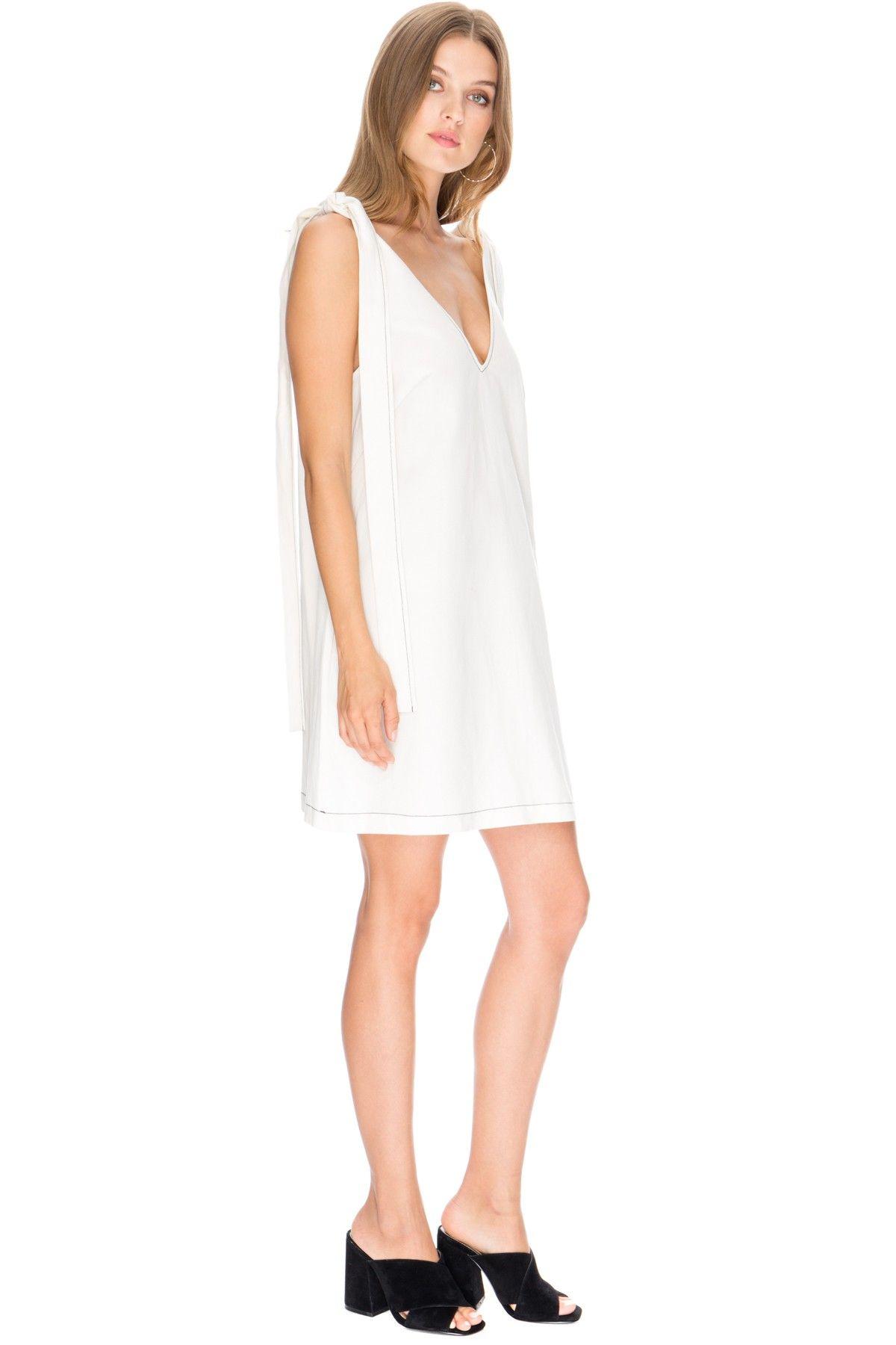 FINDERS KEEPERS PABLO DRESS CLOUD - BNKR
