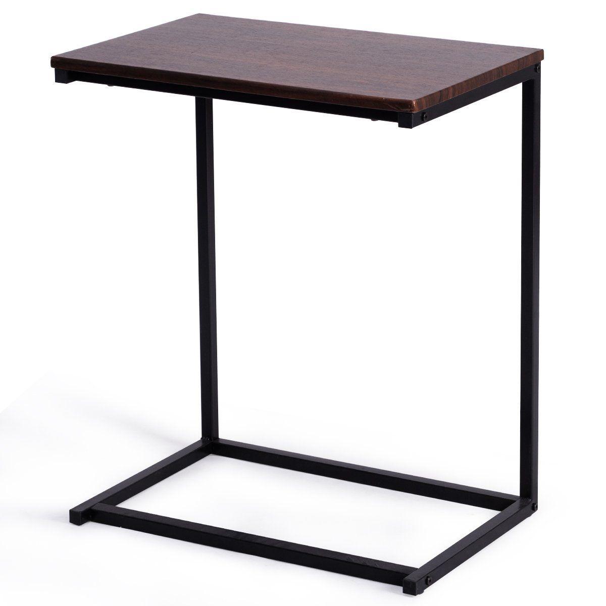 Best Amazon Com Tangkula 26 Sofa Side End Table C Table 400 x 300