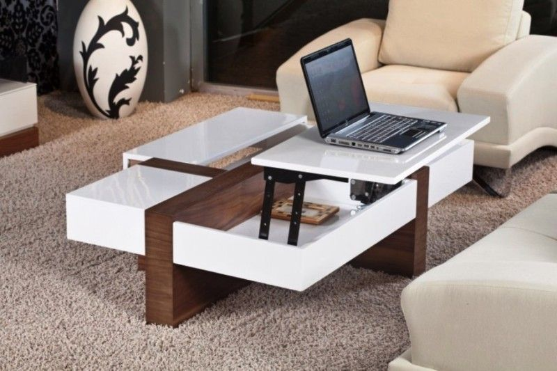 Flip Up Coffee Table