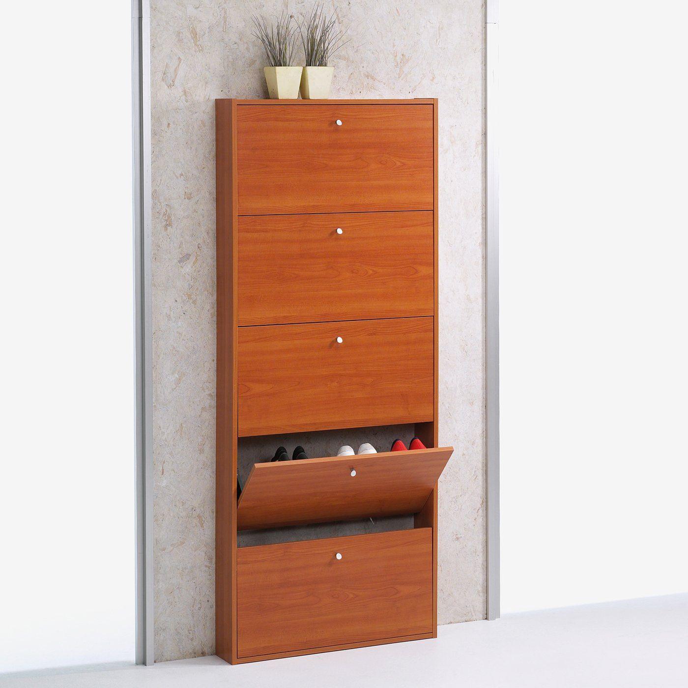 tvilum 70050 springfield shoe cabinet closet accessory on shoe rack wooden with door id=63204