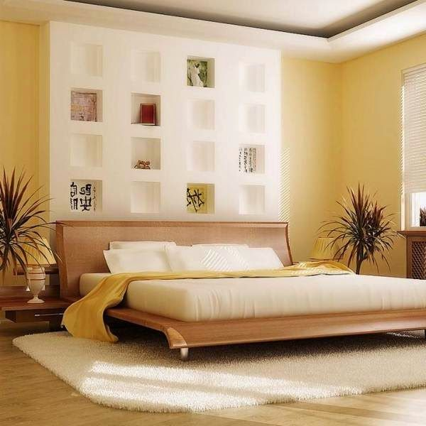 Japanese Style Bed Frame, Modern Bedroom Designs Part 19