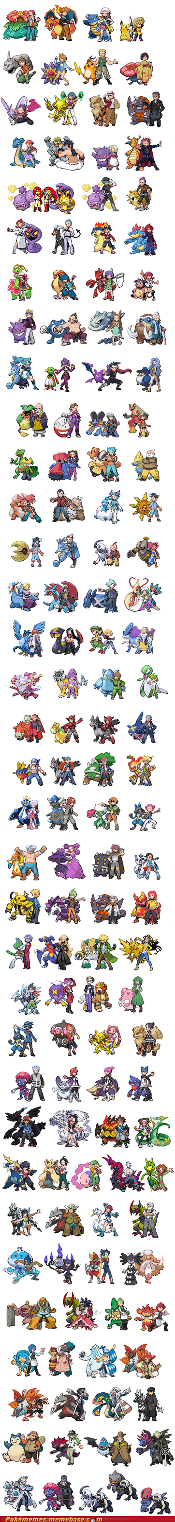138 Trainers | Favorite Shows | Pinterest | Pokémon, Craft ...