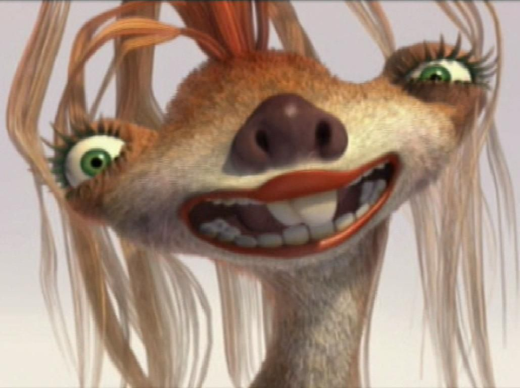 List of Ice Age main characters | Ice age, Age, Sloth from ...