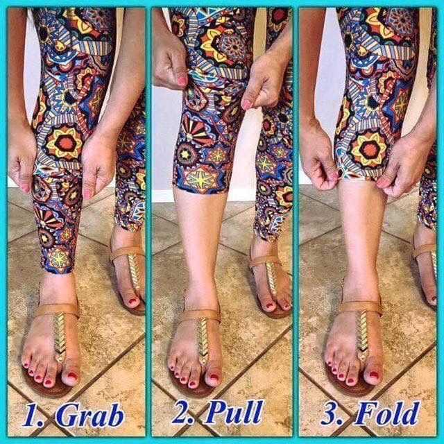 7a0a9b76fbc5 How to turn LuLaRoe leggings into capris - Sale! Up to 75% OFF! Shop ...