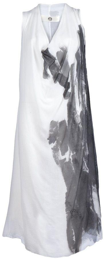 Marc Le Bihan SLEEVELESS DRESS