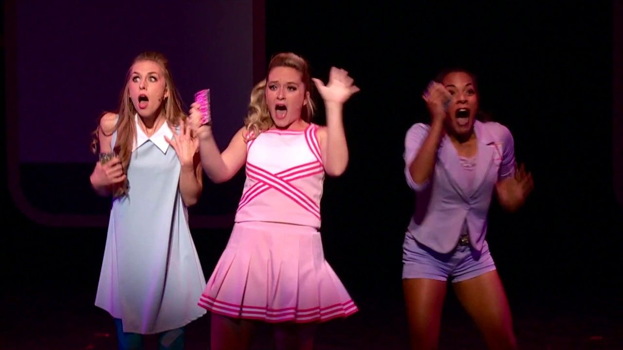 Omigod You Guys Legally Blonde The Musical Texas State
