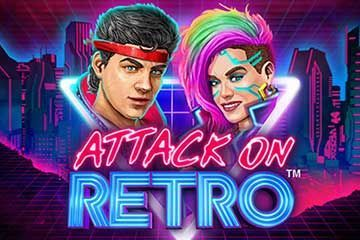 #Free #Slots #Online #Casino #Games #Gamble Attack on Retro joins the list of new slot machines that have been developed for Microgaming by Triple Edge Studios.  I got a chance to play this new slot and here is my review Play the most exciting online casino games at 777 - wide selection of slots, jackpots, Roulette, Blackjack and live casino & a Welcome Bonus. ➤ Join Now! $ Bonus ⭐ #casino #slots #gambling #777 #spins #bonus