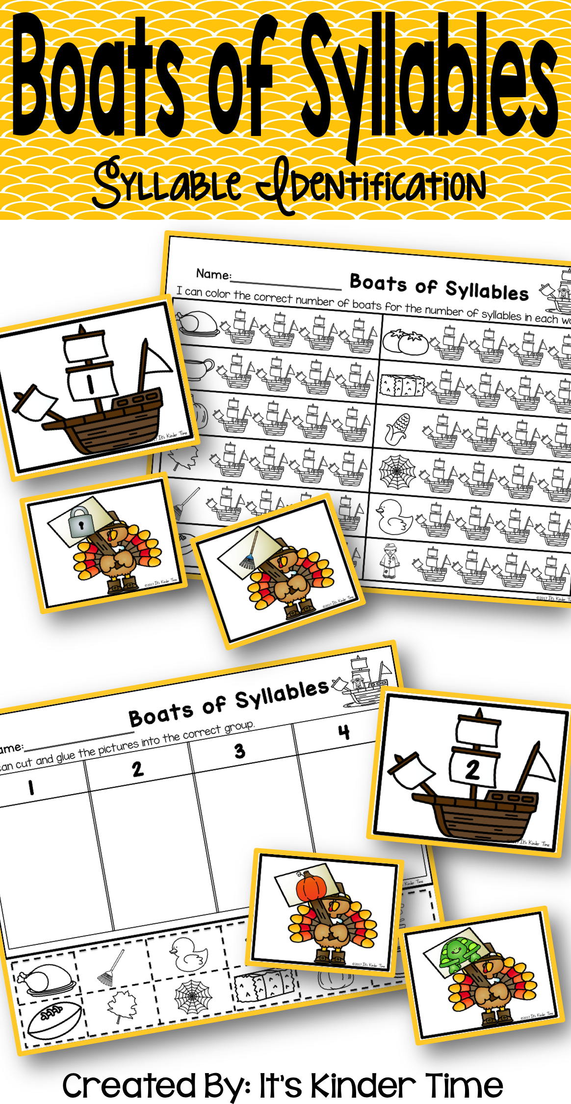 Boats Of Syllables