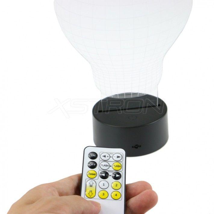 Pin On Led Lamp Base For Acrylic Engraving