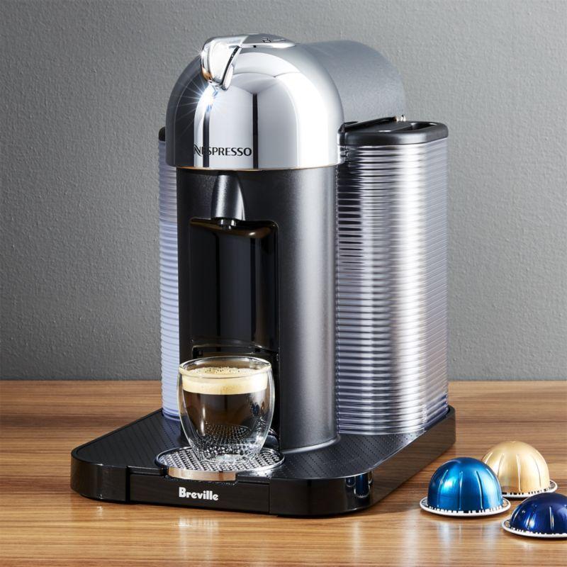 Modern Wedding Registry Ideas Nespresso Cappuccino Machine Crate And Barrel