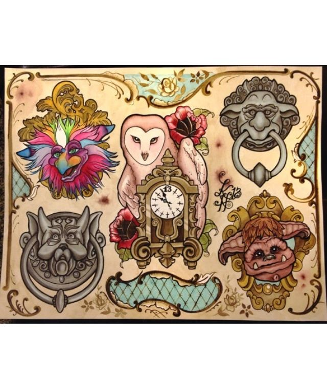 Simple Labyrinth Movie Tattoo: Labyrinth Tattoo, Art, Art Prints