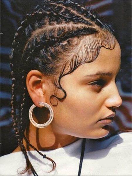 30 Sexy Göttin Zöpfe Frisuren, die Sie lieben werden  #frisuren #gottin #lieben #werden #zopfe #goddessbraids