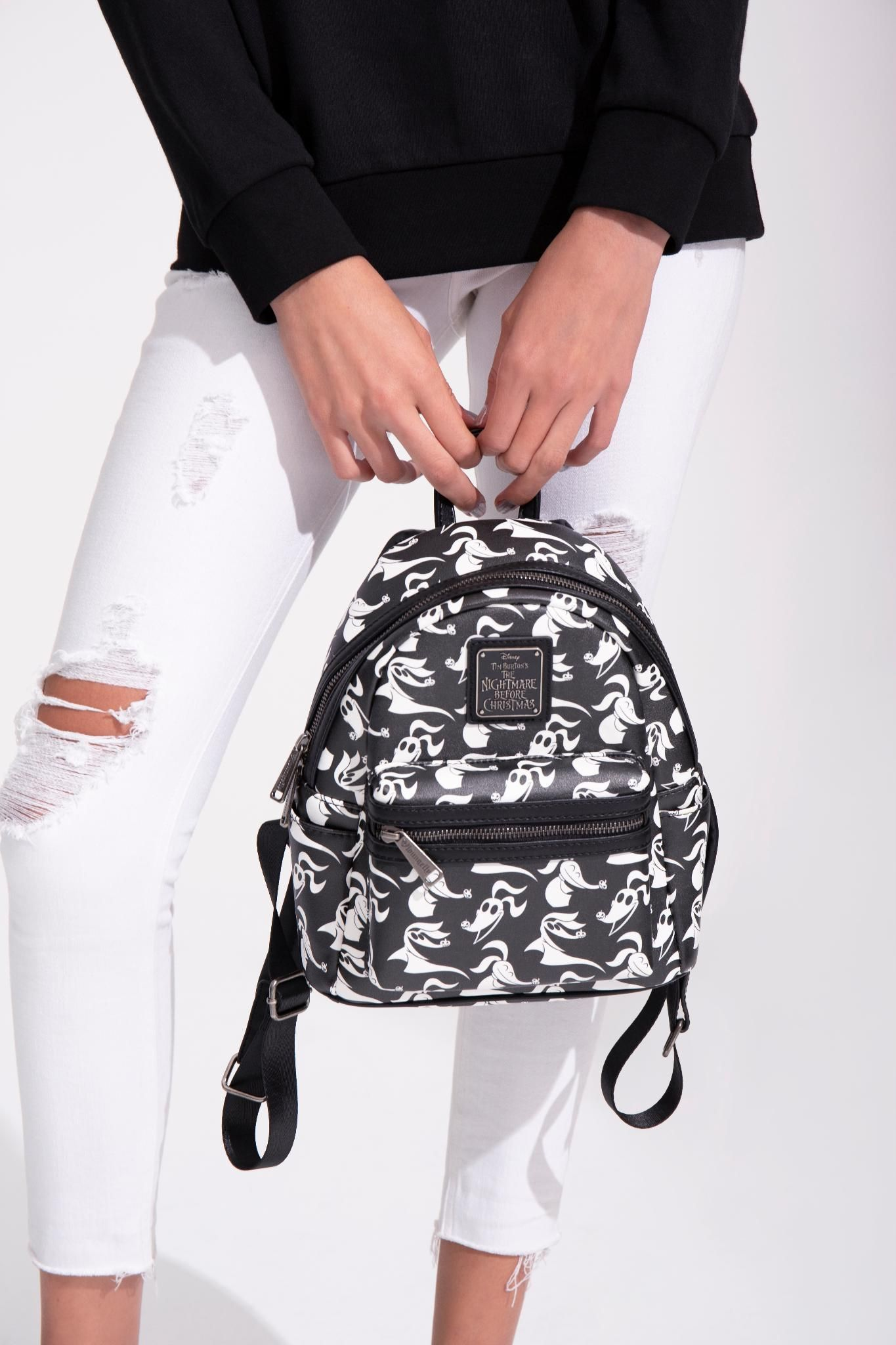 408d9602a Loungefly The Nightmare Before Christmas Zero Mini Backpack ...
