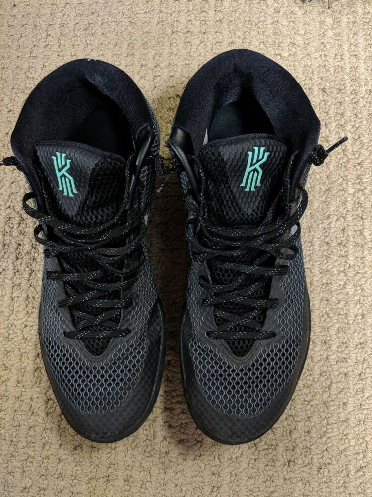 Men s Nike Kyrie 1 Driveway Edition size 12.5 black  green glow 705277-001   fashion  clothing  shoes  accessories  mensshoes  athleticshoes (ebay link) 4ef9f4e1e