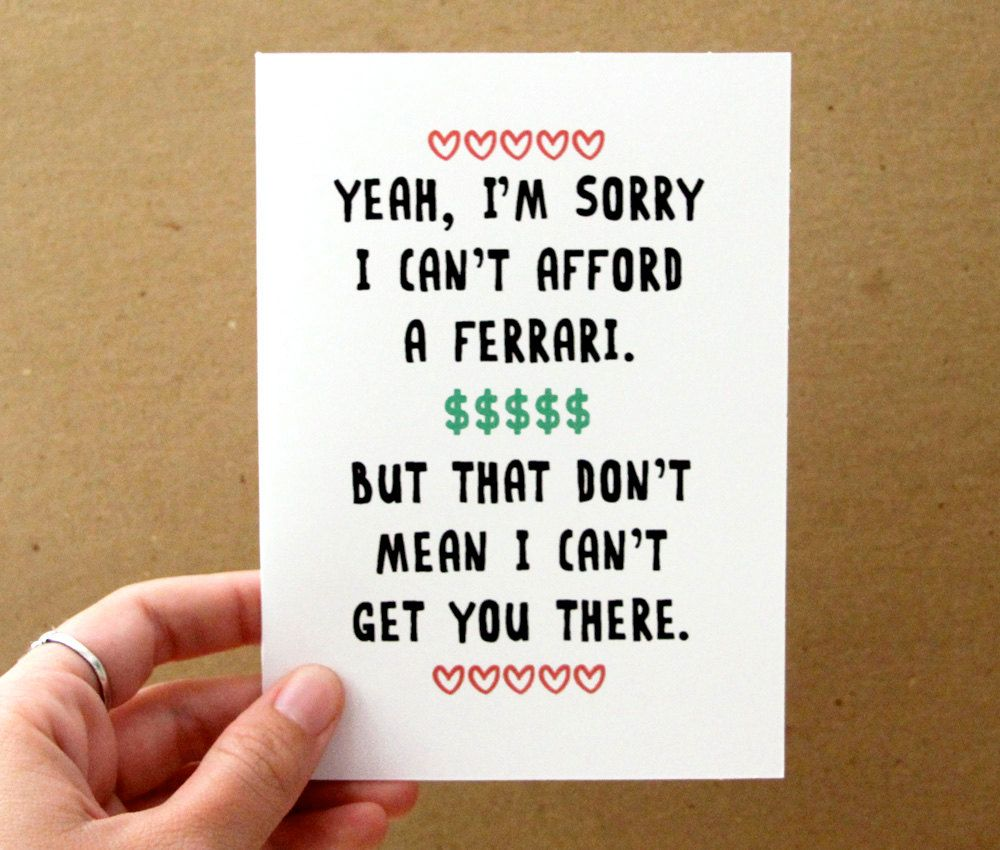 Valentines Love Quotes Funny Valentine Card I Love You Cee Lo Green Quote Card Red Green