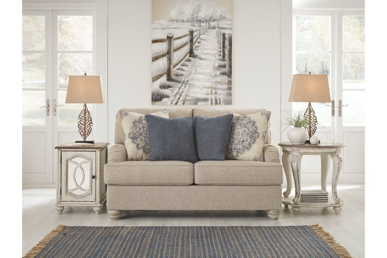 Dandrea Loveseat Ashley Furniture Homestore In 2021 Love Seat Furniture Ashley Furniture Dandrea living room set